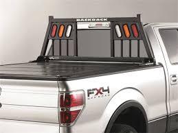 Three Light Headache Rack Frame - Custom Tinting & Truck Accessories