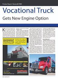 100 Wallwork Truck Center Bismarck Vocational Trucks SiteK Construction Zone