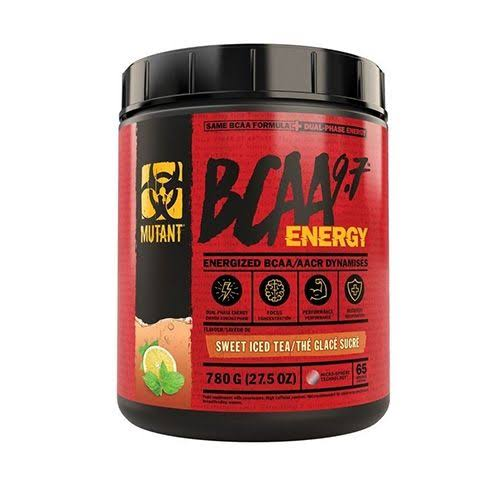 BCAA 9.7 Energy 780g Sweet Iced Tea