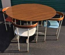 Lenoir Chair Company History by Mid Century Modern Antique Dining Sets Ebay