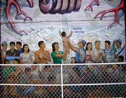 David Alfaro Siqueiros Murales Con Nombre by La Obra Hidalguense De Roberto Cueva Del Río U201cel Nacimiento De
