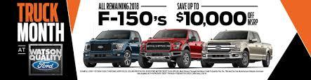 100 Pro Trucks Plus Jackson Watson Quality Ford Inc New Used Ford Cars Ridgeland MS
