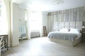 Bedroom Dark Wood Floor White Floors Flooring Grey