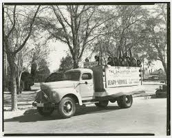 Salvation Army Members On The Bed Of A Pickup Truck] - The Portal To ...