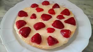 recette facile et rapide du gâteau au fraise