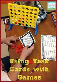 Click On An Image Below To Read More About Using Task Cards In The Classroom