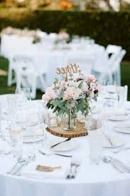 Photo 5 Of 6 Diy Wedding Table Decorations 27 Stunning Spring Centerpieces Ideas ToppersDiy