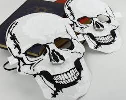 Sugar Skull Pumpkin Carving Patterns by Skull Mask Etsy