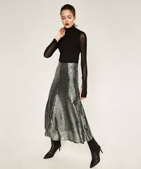 zara evening holiday collection best party