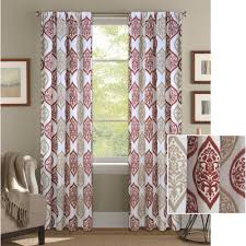 Blue Medallion Curtains Walmart by Product