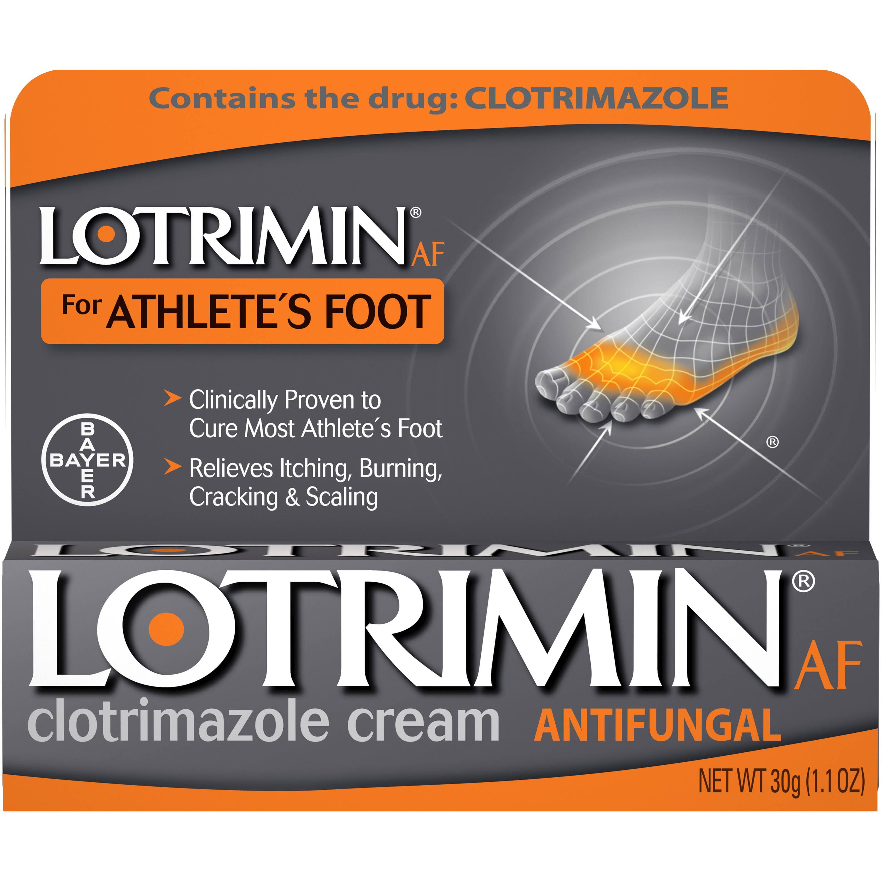 Lotrimin Antifungal Treatment Cream
