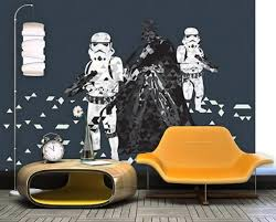 awesome 90 star wars wall mural design decoration of star wars