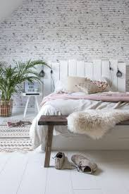 White Wooden Headboard Double by Design Outstanding White Metal Bed Headboard White Leather Bed