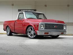 100 Custom C10 Trucks 1972 Chevrolet Pickup Shortbed