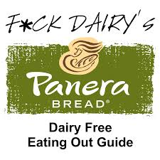 Panera Pumpkin Muffin Recipe by Dairy Free Guide To Eating At Panera Bread Fck Dairy