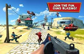 Blitz Brigade – line multiplayer shooting action iPhone game