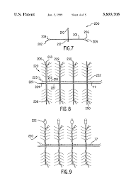 Barcana Christmas Tree Lights by Patent Us5855705 Artificial Christmas Tree Google Patents