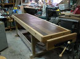 Amazing My Idea Of The Best Workbench Finewoodworking For Work Bench