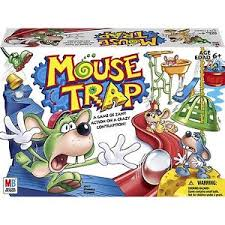 Mouse Trap Game Fun Board Games For Kids