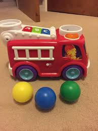 100 Balls For Truck Bright Starts Fire Truck And Balls In Bournemouth Dorset Gumtree