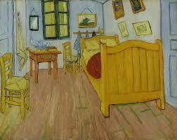 file vincent gogh de slaapkamer project