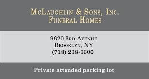 McLaughlin Funeral Home The Tablet