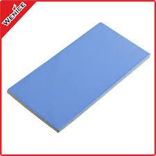 foshan glazed porcelain vintage swimming pool tiles blue standard