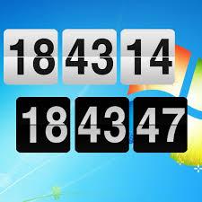 gadget de bureau windows 8 horloges windows 7 gadgets à télécharger gratuitement