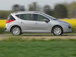 Peugeot 207 SW 2008 pictures information & specs