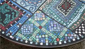 Iridescent Mosaic Tiles Uk by Nureyev2 Jpg