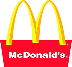 McDonalds Clipart Black And White 11