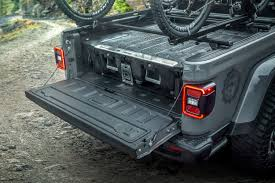 100 Truck Bed Lighting System The Truck Bed Storage System For The Allnew 2020 Jeep Gladiat