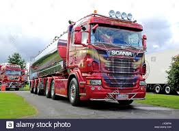 ALAHARMA, FINLAND - AUGUST 12, 2016: Scania Semi R500 Year 2012 ZZ ... Kenworth T680 Named Atds Truck Of The Year Ordrive Owner 2012 North American Car And Announced Autoecorating Ram 1500 2013 Truck Year A Bit Easier On Glenn E Thomas Dodge Chrysler Jeep New 12 Tonne Scaffold Year Reg Cromwell Trucks Art Director And Hot Rodder Goodguys Top Cars Benzcom Automobilecar Pinterest Toprated Pickups Performance Design Jd Power September Readers Diesels 1996 Ford F 250 80 90s F Contender Toyota Tacoma Range Rover Evoque Na Western Driver Hess Helicopter Stowed Stuff