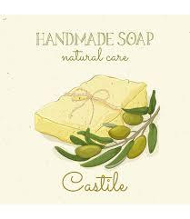 badezimmer schild vintage handmade soap