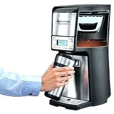 Hamilton Beach Coffee Maker Troubleshooting Stay Or Go