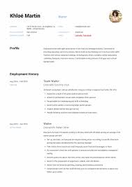 Waiter Resume & Writing Guide | + 12 Samples | PDF | 2019 Sample Resume With Job Description For Waiter Waitress Examp Employment Certificate For Best Fast Food Restaurant Luxury Waiters Astonhing Free Builder Templates Sver Objective Complete Guide 20 Examples Werwaitress And Cover Letter Samples Head Digitalprotscom