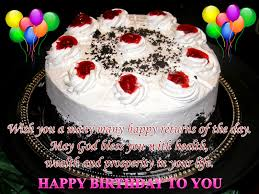 Happy Birthday Cake And Wallpapers Information