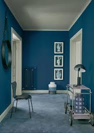 schöner wohnen farbe farbwirkung blau