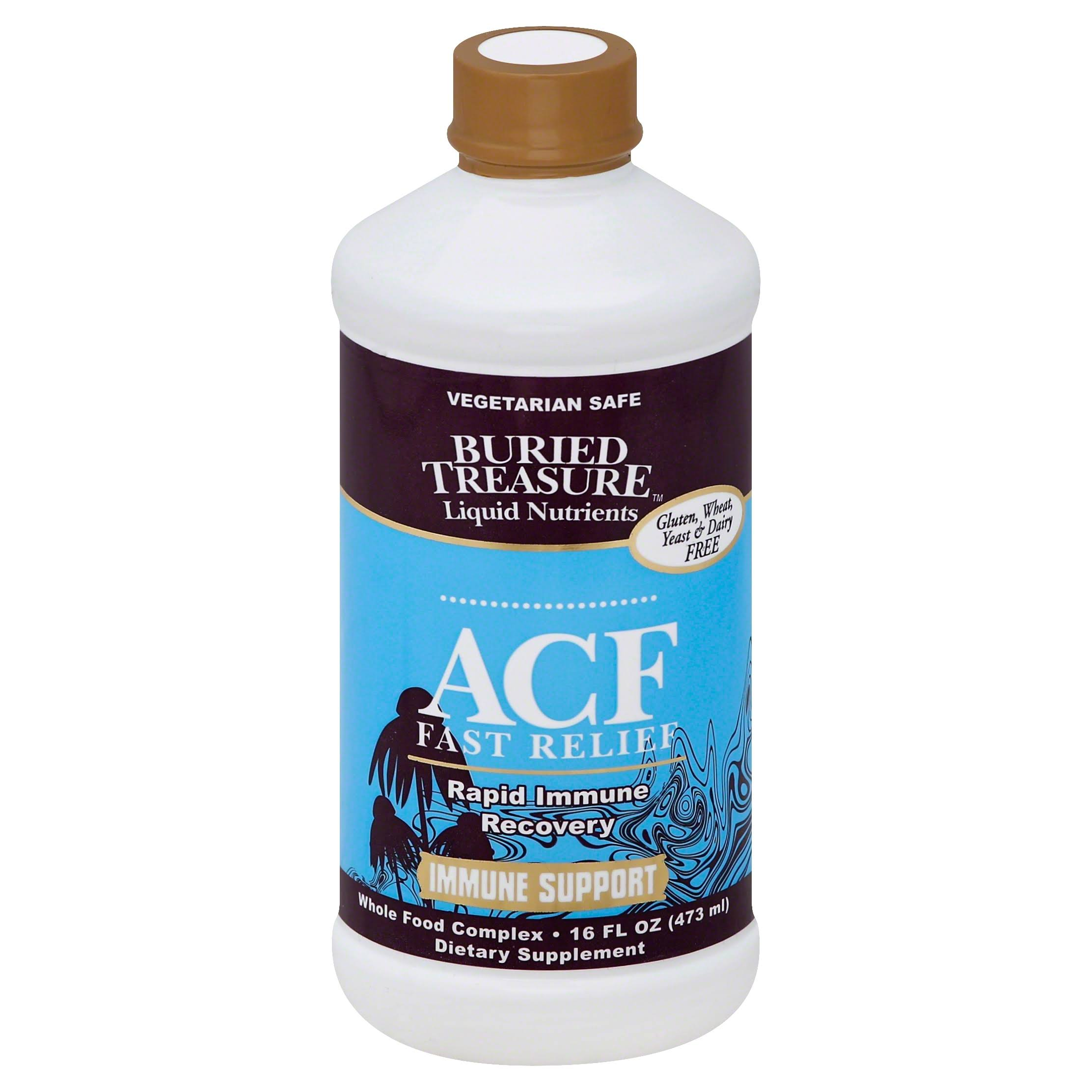 Buried Treasure Ace Fast Relief Rapid Immune Recovery
