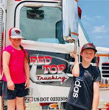 Red Top Trucking LLC - Home | Facebook