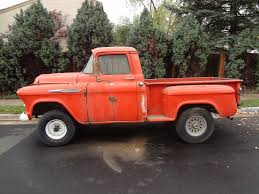 VERY RARE BARN FIND 1957 Chevrolet NAPCO 4x4 1/2 Ton Short Bed ... 51959 Chevy Truck 1957 Chevrolet Stepside Pickup Short Bed Hot Rod 1955 1956 3100 Fleetside Big Block Cool Truck 180 Best Ideas For Building My 55 Pickup Images On Pinterest Cameo 12 Ton Panel Van Restored And Rare Sale Youtube Duramax Diesel Power Magazine Network Ute V8 Patina Faux Custom In Qld