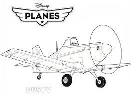 124 Dessins De Coloriage Planes 2 à Imprimer
