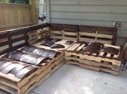 Pallet Patio Furniture Plans by Pallet Outdoor Furniture Designs Pallets Designs