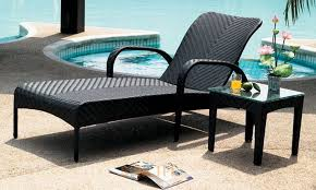 Gorgeous Pool Chaise Lounge Stylish Outdoor Chair Latest Decoration