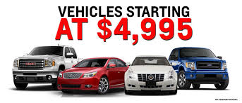 Find Used Cars For Sale North Of Little Rock At Crain Certified Pre ...