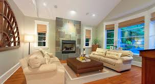 Interior Design Living Room Vaulted Ceiling Home Factual Decorating Ideas Lighting