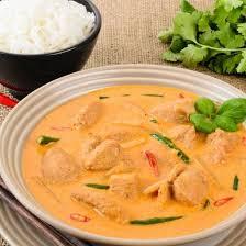 cuisine thailandaise recette recette curry au poulet
