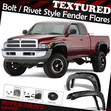 Details About Pocket-Riveted Black Textured Fender Flares For 94-02 Dodge  Ram 1500 2500 3500 2001 Dodge Ram Pickup 1500 Photos Specs News Radka Cars Blog Rough Country Led Light Bar Hidden Bumper Mount Kit 40 Curved 23500 02018 Hemmings Find Of The Day 1956 Town Panel Daily Need Help With A Rare 1954 Pickup Mopar Flathead Truck Home Farm Fresh Garage The Classic Buyers Guide Drive Page Horkey Wood And Parts Regent Wikipedia T V Wseries These Eight Obscure Trucks Are Vintage Design Classics Coronet For Sale Classiccarscom Cc1067027
