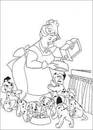 101 Dalmatians Coloring Page 33 Is A From BookLet Your Children Express Their Imagination When They Color The