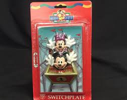 Vintage Mickey Bathroom Decor by Mickey Mouse New Spout Cover Bathtub Safety 1st Vintage 1994